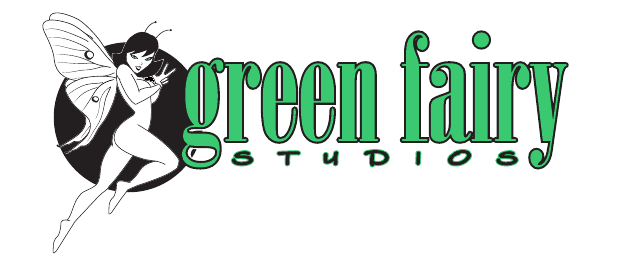Green Fairy Studios Logo