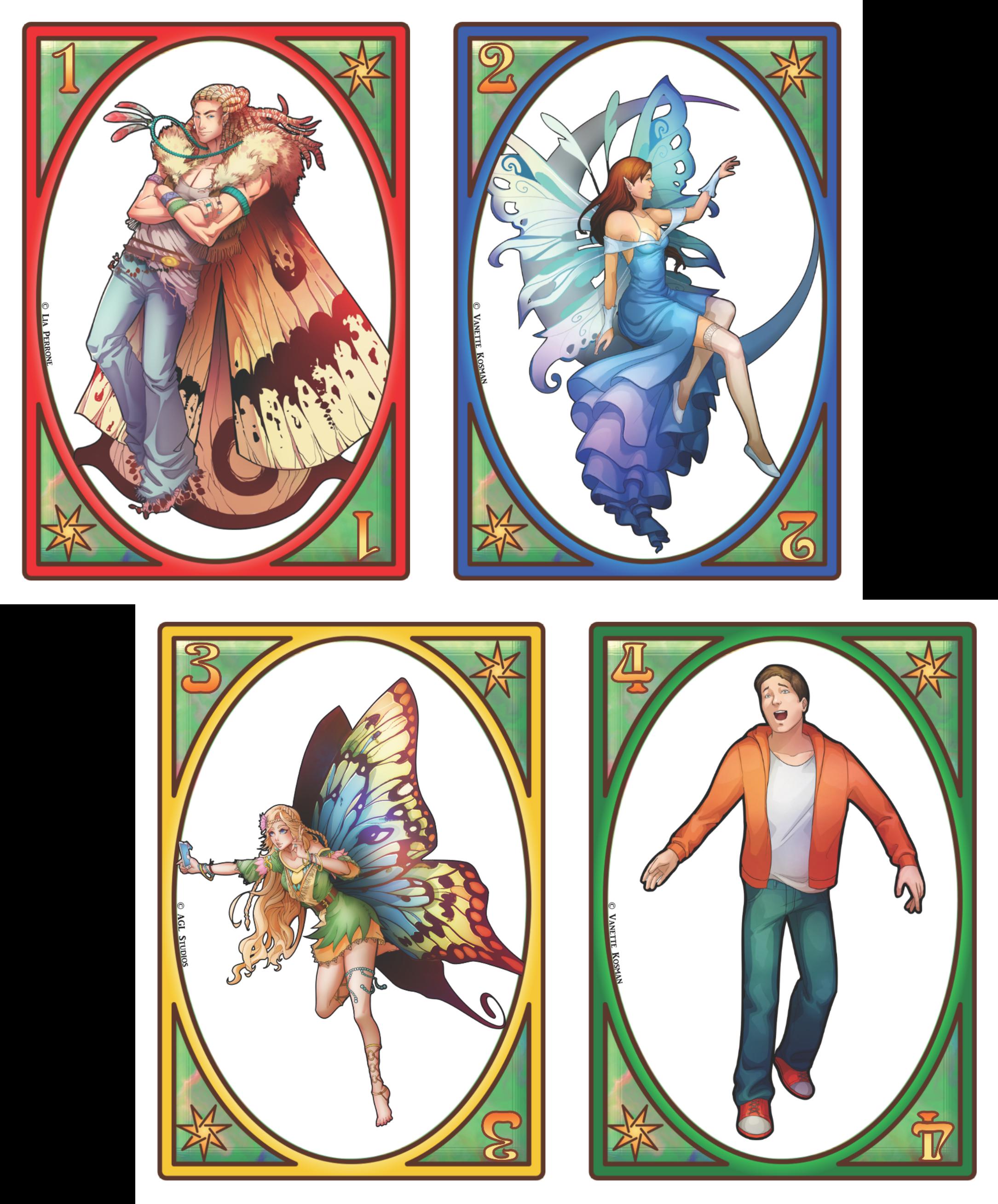 Fairy Rade Suits